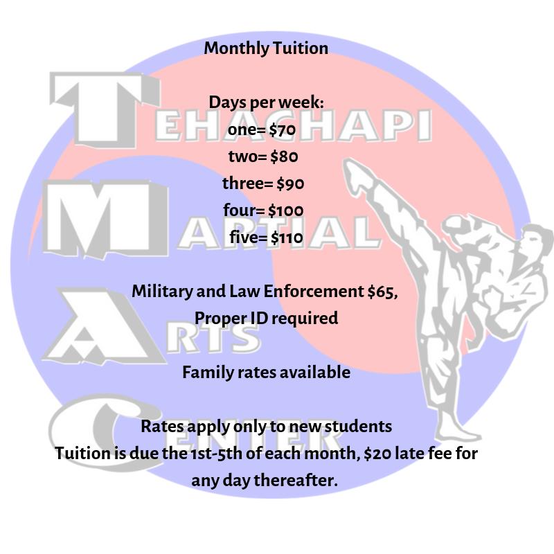 TMAC tuition